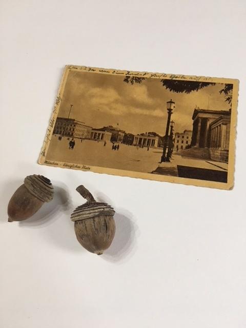 ドイツアンティークのポストカード