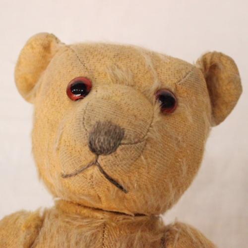 英国ヴィンテージのハグミーベア表情