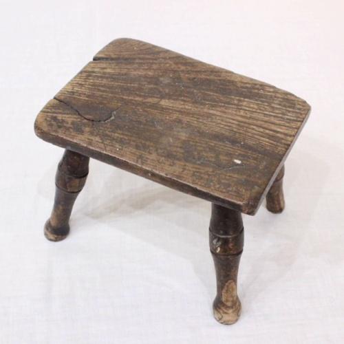 英国ヴィンテージの乳搾りの椅子の座面