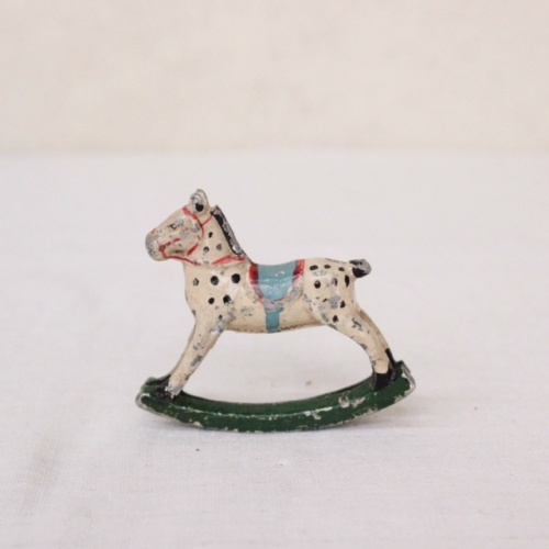 英国ヴィンテージのウィリアム王子フィギュアの馬