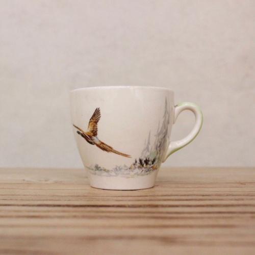 英国ヴィンテージRoyal Doultonのカップ&ソーサーのカップ