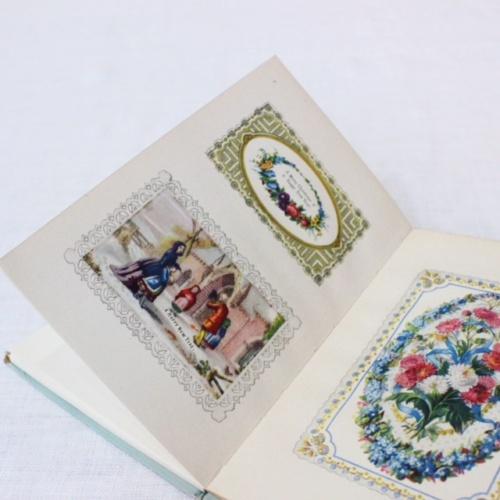 英国ヴィンテージのPENGUIN BOOKSクリスマスのご挨拶カード