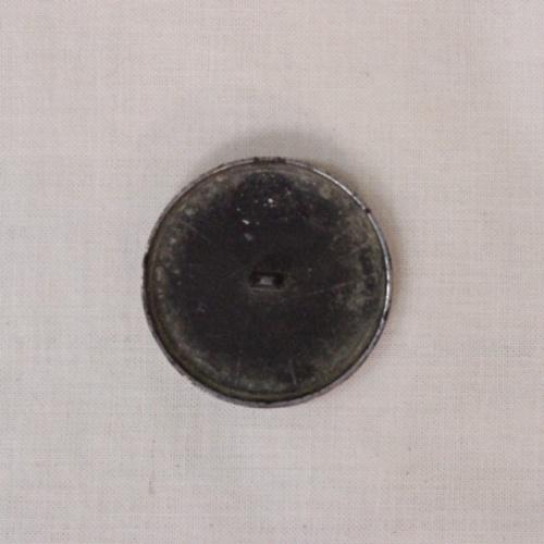 英国ヴィンテージの大きな馬のボタン裏側